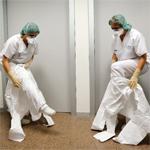Actuaciones básicas ante el virus del ébola